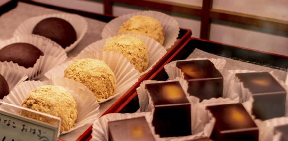 製菓店用包装資材、製菓用食品類の販売